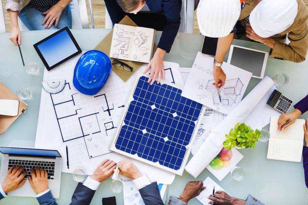 Solar PV Design & Installation